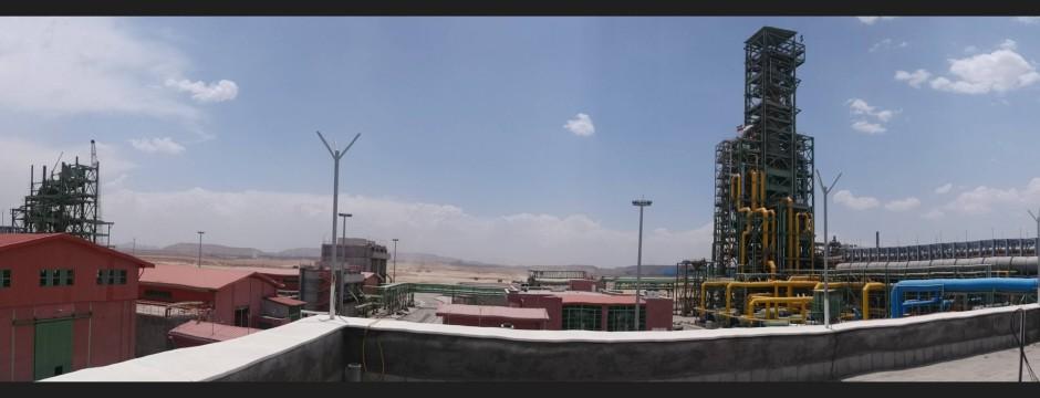 انتقال خطوط E1 شرکت توسعه آهن و فولاد گل گهر بر روی بستر فیبر نوری